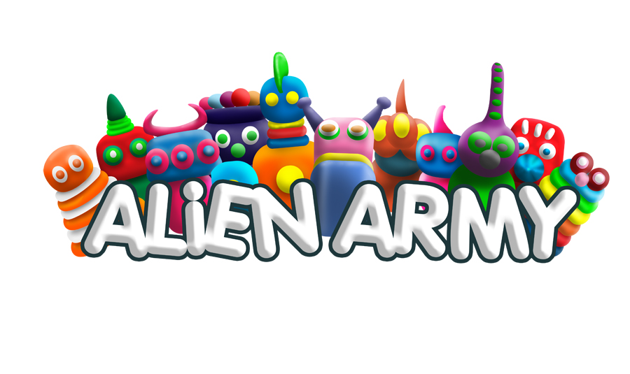 Oh Snap. New Alien Army Logo