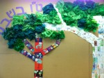Tu'Bshvat Celebrate Trees Bulletin Board