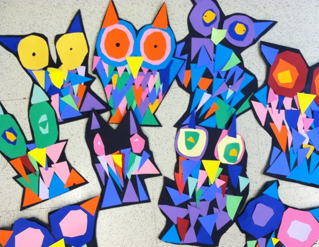 Kindergarten Art Projects For August