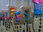 Kindergarten Weaving Project
