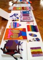 Summer Camp Art Show