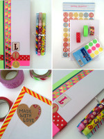 Washi Tape Gift Books