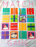Match Game for Toddlers