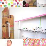 Washi Tape Building Blocks – Fav DIY