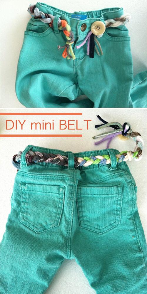 DIY mini BELT