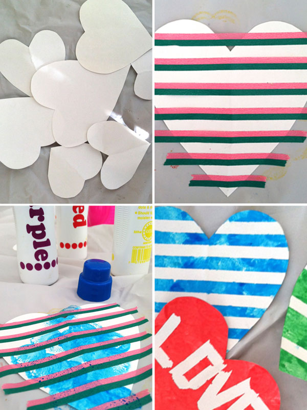 Valentine's Day Stickers - Meri Cherry