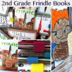 Literature Activity - 2nd Grade Frindle Book