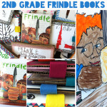 Literacy Activity - Ssecond Grade Frindle Books