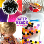 Water Beads for Little Ones – Great Toddler Activity