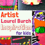 Artist Laurel Burch Inspiration for Kids