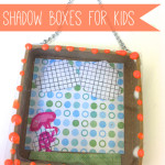 Little World Shadow Box DIY