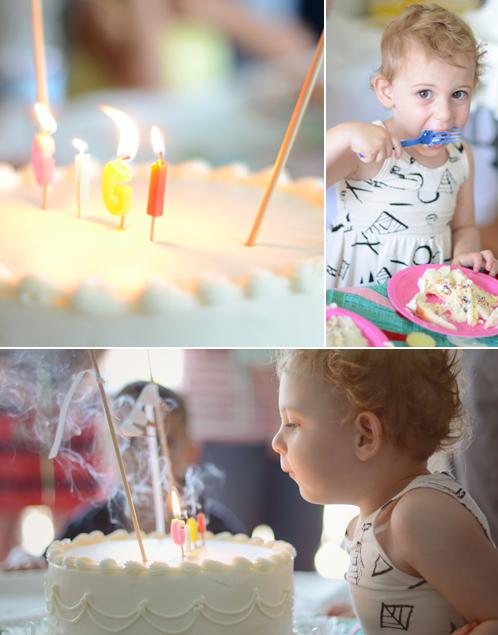 Gigi Maxine's 2nd Birthday Party