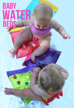 Baby Rainbow Waterbeds