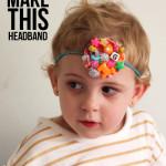diy headband for girls
