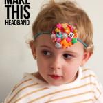 DIY Tchotchke Headband