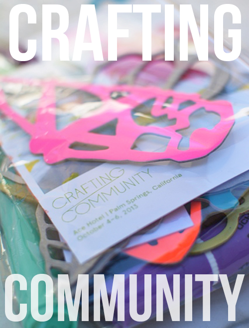 Crafting Community 2013