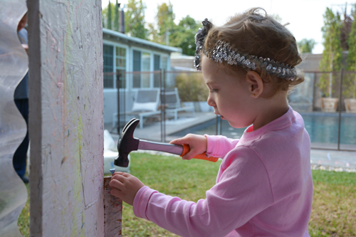 Letting Kids Tinker with Tools