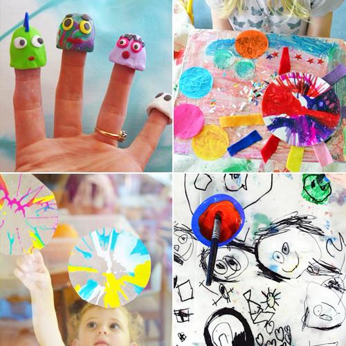 Instagram Art for kids