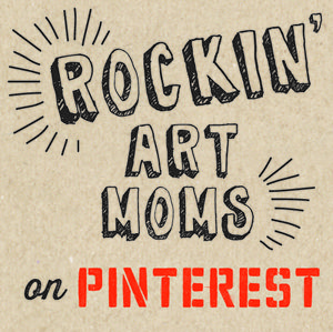 Rockin Art Moms on Pinterest