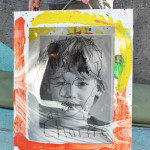 Art Adventures – Reggio Inspired Self Portrait Shadow Boxes