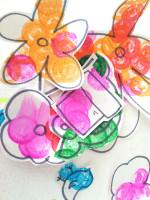 Sticker Making for Little Ones