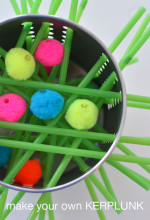 Make Your Own Kerplunk Game – Invitation to Play