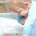 Tapioca Balls - Edible Sensory Play for Babies and Toddlers