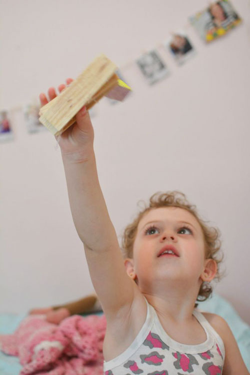 Wood Working with Toddlers - Family Process Art