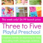 3 to 5 Playful Preschool ebook