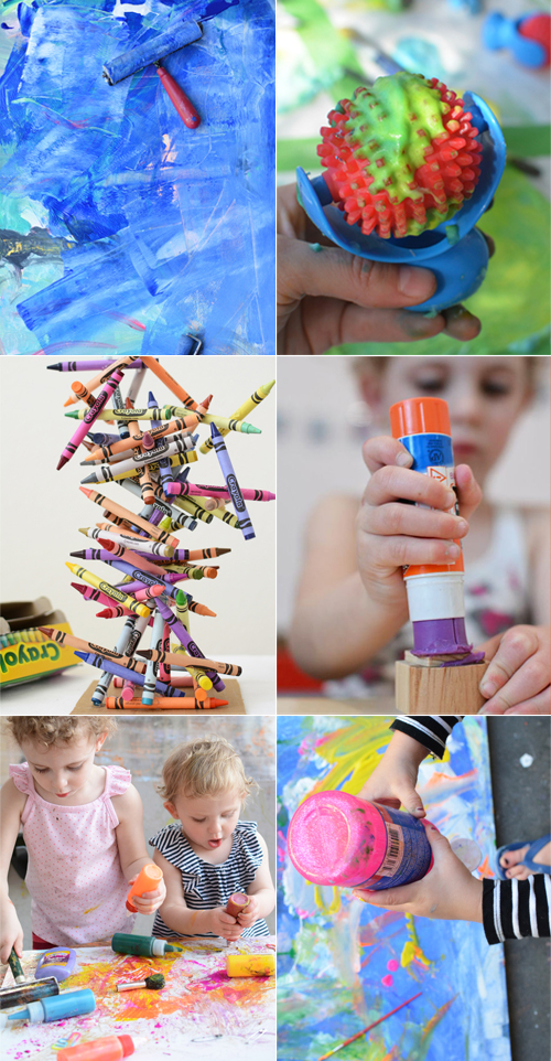 Ultimate Summer Art Supply List for Kids | Meri Cherry Blog