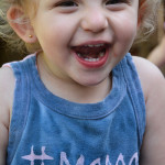 Mother's Day Gel Glue Batik T-Shirts and Thoughts About Motherhood