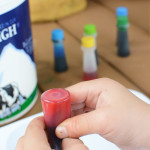 2 Ingredient Edible Paint for Babies and Toddlers - Baby Safe Paint