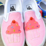 How to Design your own Vans - Sneakers for kids