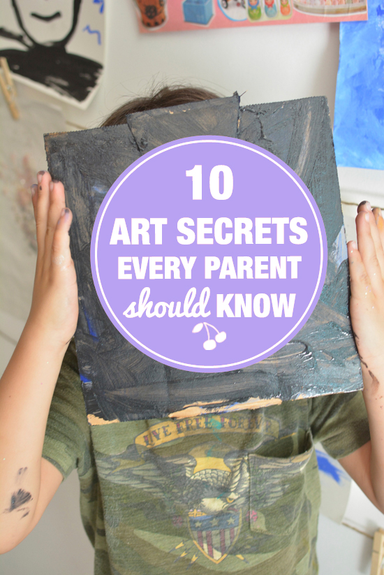 10 Art Secrets Every Parent Should Know