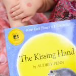 How to make Temporary Tattoos inspired by The Kissing Hand