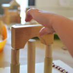 How to do wood working with children of all ages - Fantastic open ended art and design activity for kids