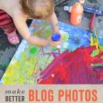 Rockin' Art Mom Photography Series - Font, composition, styling, lighting, backdrops and photo editing tips