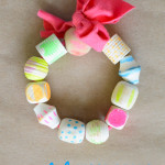How to paint wood beads for bracelets and other easy art projects for kids