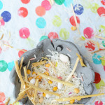 Make a Bird's Nest from Clay - easy art and play project for kids