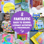 8 Fantastic Back to School Literacy Activities for Preschoolers