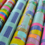 How to make washi tape rain sticks with kids