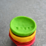 Montessori Inspired Rainbow Pinch Pots and Sorting activity