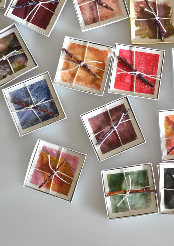 Gratitude Boxes - Handmade Gifts for Kids