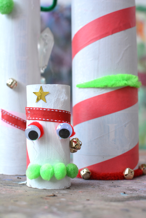 Christmas Sensory Play - Jingle Bell Noisemakers