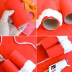 DIY Santa Binoculars - Where is that guy?