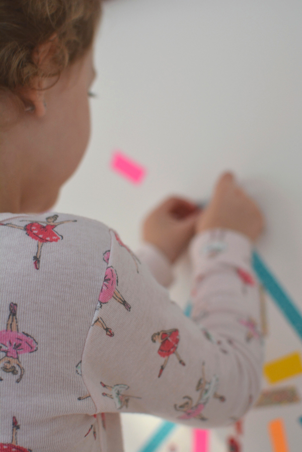 Holiday Wall Art You can Make with Your Child