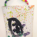 Reggio Inspired Self Portraits - The best art ideas and art projects for kids of 2014