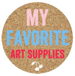 My favorite art supplies for kids
