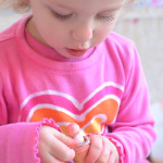 Making handmade toys with your whole family