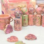 Handmade Glitter Toys for Imaginative Play